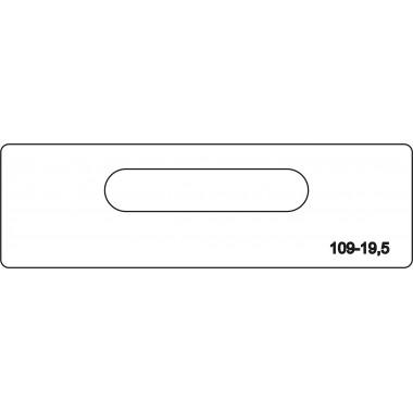 ответная планка 109-19,5