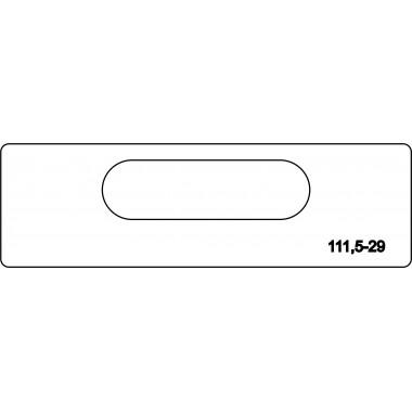 Скрытая петля 111,5-29 Армадилло, Kubica 6700