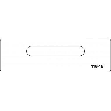 Ответная планка 116-16