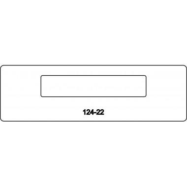 Лицевая часть замка 124-22