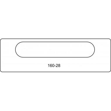Скрытая петля 160-28
