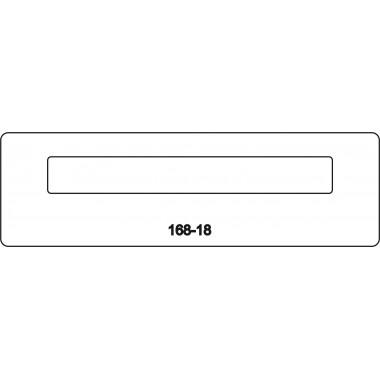 Ответная планка 168-18