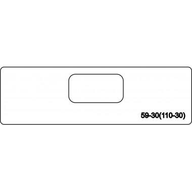 Тело скрытой петли morelli 110-30(59-30)