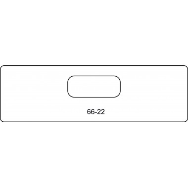 Тело скрытой петли Kubica 6900