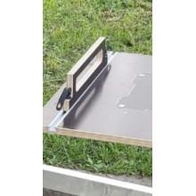 Регулятор высоты для Т-трека на верстаках